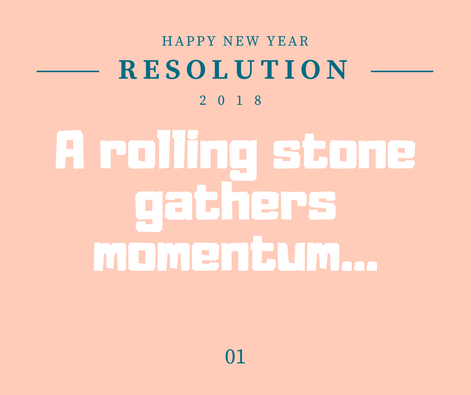 A Rolling Stone...Gathers Momentum