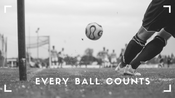 EVERY BALL COUNTS